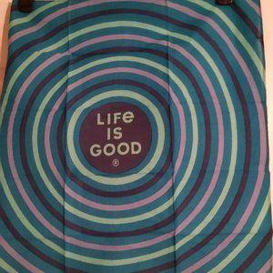 NWT- 2- Life is good bandana